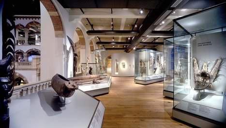 Glasfolie Suncontrol Ontspiegelende Glasfolie voor in museum