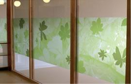 glasfolie op maat voor kantoorruimtes