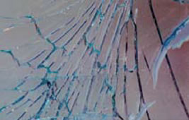 Veiligheids glasfolie