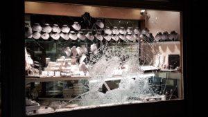 Inbraakvertraging - veiligheids glasfolie